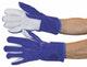 Miniatura imagem do produto Luva de Raspa Ignifugada no dorso e raspa comum na palma, punho 10 cm - Zanel - Zanel - VRI-10PR - Unitário