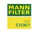 Miniatura imagem do produto Filtro de Ar - Mann-Filter - C2136/1 - Unitário