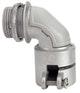 """Miniatura imagem do produto Conector Alumínio Box Curvo 1"""" com Arruela 56128/003 - Tramontina - 56128/003 - Unitário"""