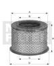 Miniatura imagem do produto Filtro de Ar - Mann-Filter - C301359 - Unitário