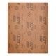 Miniatura imagem do produto Folha de lixa seco A275 grão 600 - Norton - 05539534960 - Unitário