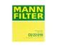 Miniatura imagem do produto Filtro do Ar Condicionado - Mann-Filter - CU22019 - Unitário