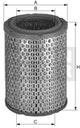 Miniatura imagem do produto Filtro de Ar - Mann-Filter - C 30 1622 - Unitário