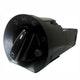 Miniatura imagem do produto Chave Comutadora Luz c/ Dimmer para Farol Neblina e Iluminação Traseira Audi/Vw 17 Terminais 12V - DNI - DNI 2127 - Unitário