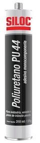 Miniatura imagem do produto Selante Poliuretano PU44 Cinza 310ml - Siloc - 400297 - Unitário