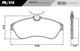 Miniatura imagem do produto Pastilha de Freio - Fras-le - PD/514 - Par
