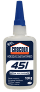 Miniatura imagem do produto Adesivo Instantâneo 451 100g Henkel