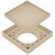 Miniatura imagem do produto Ralo Invisivel Bege - PeA Ralo Invisível - 35430 - Unitário