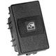 Miniatura imagem do produto Tecla Acionadora do Vidro Simples Porta Dianteira - Universal - 90171 - Unitário