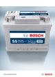 Miniatura imagem do produto BATERIA DE PARTIDA - S5X 45E - Bosch - 0092S58025 - Unitário