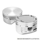 Miniatura imagem do produto Pistão do Motor - Metal Leve - P&A2328 0,40 - Unitário