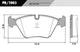Miniatura imagem do produto Pastilha de freio - Fras-le - PD/1003 - Jogo