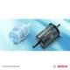 Miniatura imagem do produto Filtro de Combustível - DB 0400 - Bosch - 0986BF0400 - Unitário