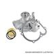 Miniatura imagem do produto Kit da Bomba de Água - Volvo CE - 21727941 - Unitário