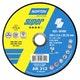 Miniatura imagem do produto Disco de corte Super AR312 - 230x3,0x22,23mm - Norton - 66252808188 - Unitário
