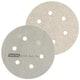 Miniatura imagem do produto Disco de lixa seco A319 grão 40 152mm c/ 6 furos - Norton - 05539542553 - Unitário