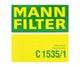 Miniatura imagem do produto Filtro de Ar - Mann-Filter - C1535/1 - Unitário