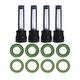 Miniatura imagem do produto Kit Reparo Para Bico Injetor Sistema Delphi Multipoint - Kit & Cia - 60076 - Unitário