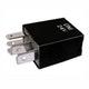 Miniatura imagem do produto Míni Relé Auxiliar Reversor com Resistor Iveco / Caterpillar / Mercedes-Benz - 24V 5 Terminais - DNI - DNI 8204 - Unitário