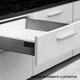 Miniatura imagem do produto Sistema de Gaveta AvantBox Slowmotion Branco 450mm 35Kg