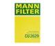 Miniatura imagem do produto Filtro do Ar Condicionado - Mann-Filter - CU2629 - Unitário