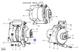 Miniatura imagem do produto 9000068207 REMAN - Volvo CE - 9000068207 - Unitário