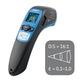 Miniatura imagem do produto Termômetro infravermelho e de contato - SKF - TKTL 20 - Unitário